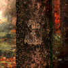 Detail of personalized names on tree in the painting