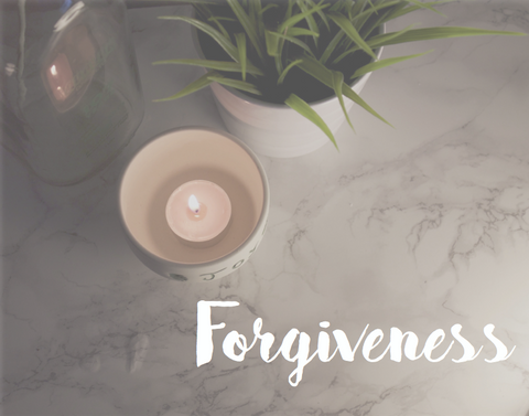 Journelling Journey - Forgiveness