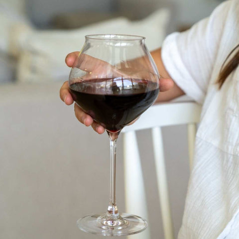 Sophisticated Wine Glasses
