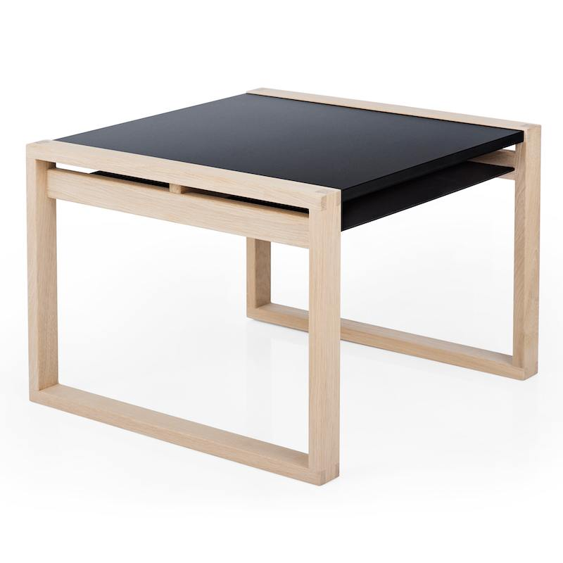 Frame Table i ubehandlet egetræ - Sofabord og sidebord fra Collect Furniture