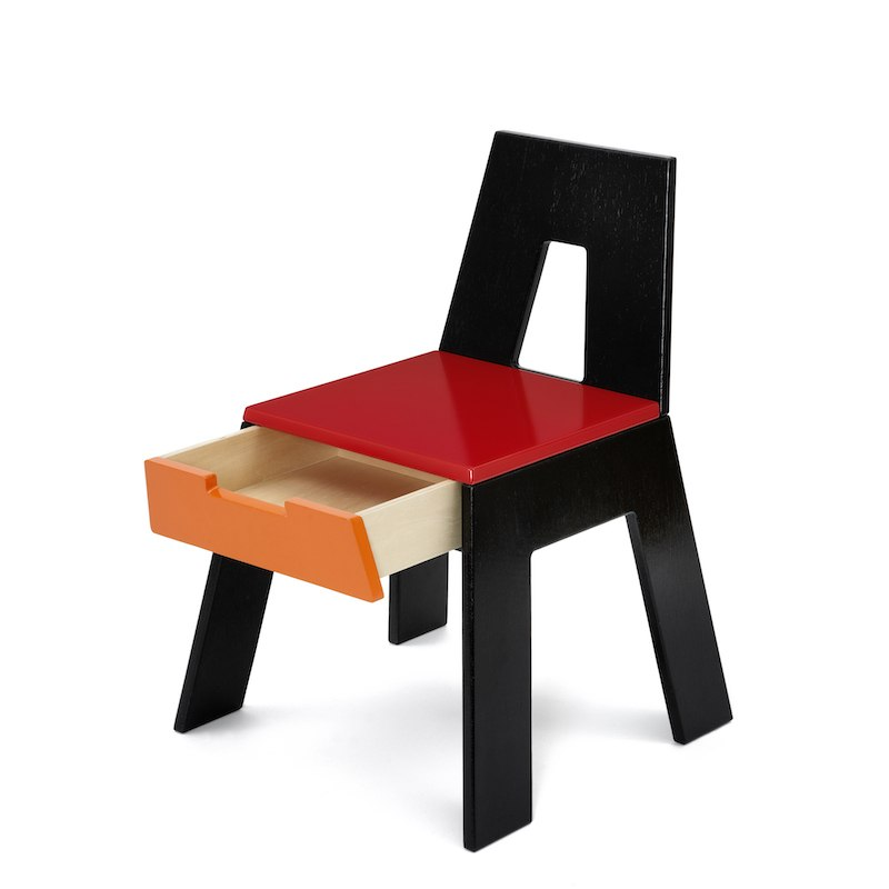 A Chair fra Collect Furniture med magnetskuffe