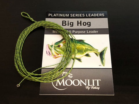 Platinum Big Hog Furled Leader (Medium All-Purpose)