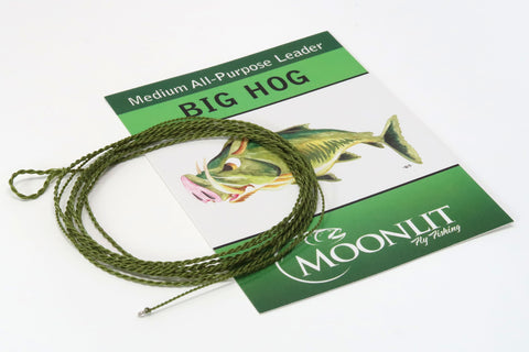 Big Hog Furled Leader (Medium All-Purpose)