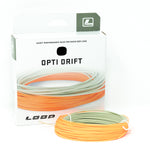 LOOP Opti-Drift Floating Fly Fishing Line