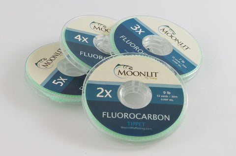 Moonlit Quality Fluorocarbon Tippet