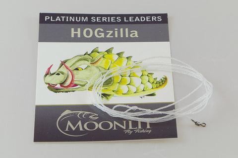 Platinum HOGzilla Furled Leader (sinking power leader)