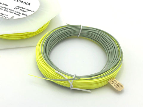 NIRVANA Performance WF Taper Floating Fly Line