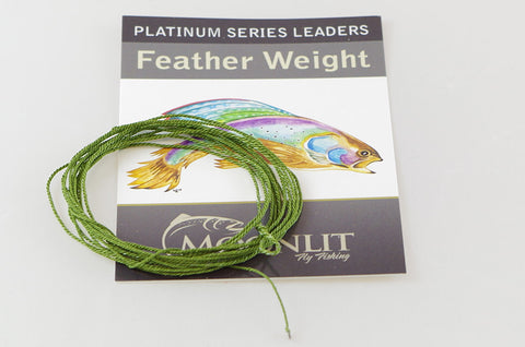 Platinum Featherweight Furled Leader (Light All-Purpose)