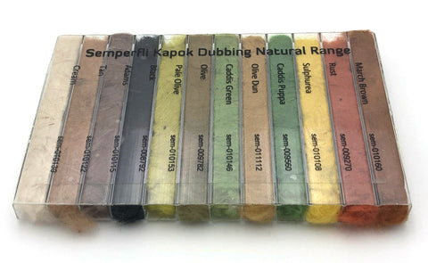 Semperfli Kapok Dubbing Dispenser (High-Floating)