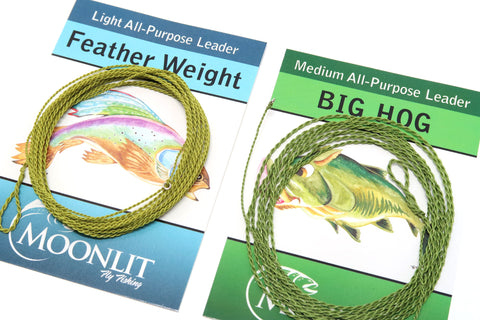 All-Purpose Furled Leader Combo (Featherweight & Big Hog)