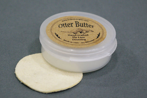 Otter Butter Line Floatant wax (pocket size)