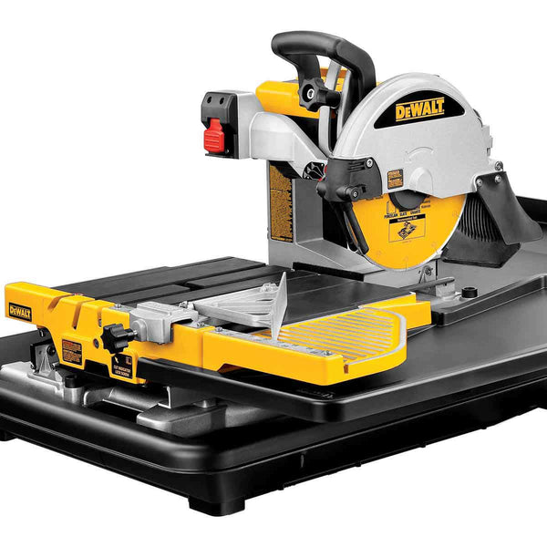 We offer tile saws for any project you have to complete