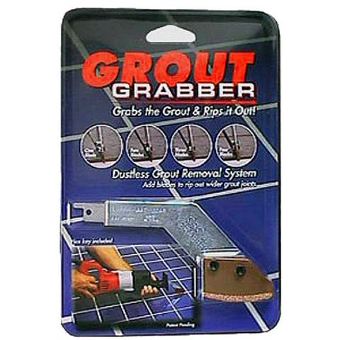 Grout Removal tools to make your job easier