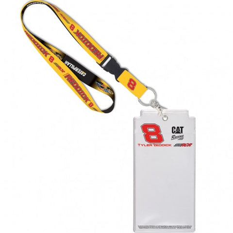 Tyler Reddick Lanyard/Credential Holder