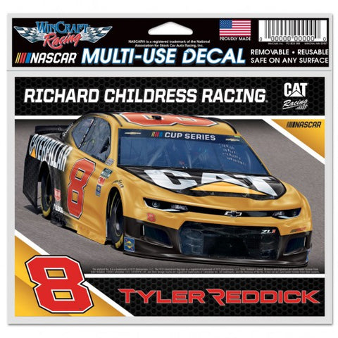 Tyler Reddick Multi-Use Decal