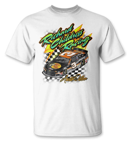 WD X RCR Retro Car Youth Tee/Onesie
