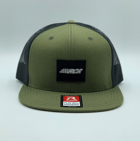 Olive Green RCR Patch Richardson 511 Hat