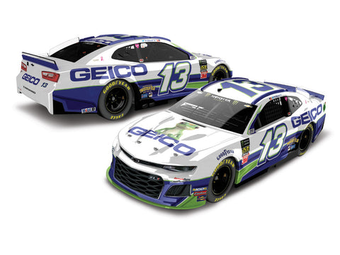 2019 Ty Dillon Geico 1:24 Scale Die-Cast