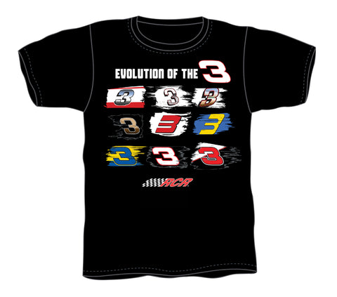 Evolution of the No. 3 Tee
