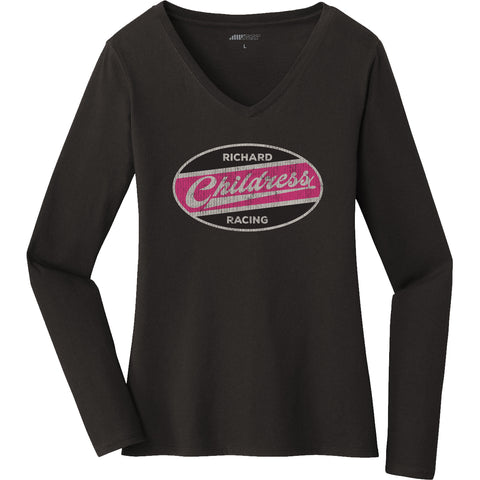 RCR Ladies Vintage Long Sleeve Tee