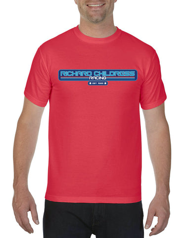 RCR Lifestyle Tee - Red