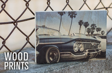 Photo Prints photos on wood by Citylocs.com