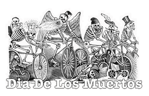 Dia De Los Muertos is coming are you ready !!!!
