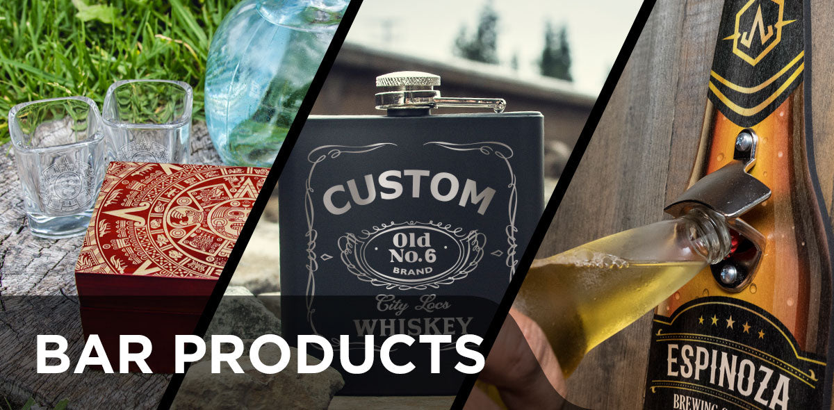 Custom Bar Products