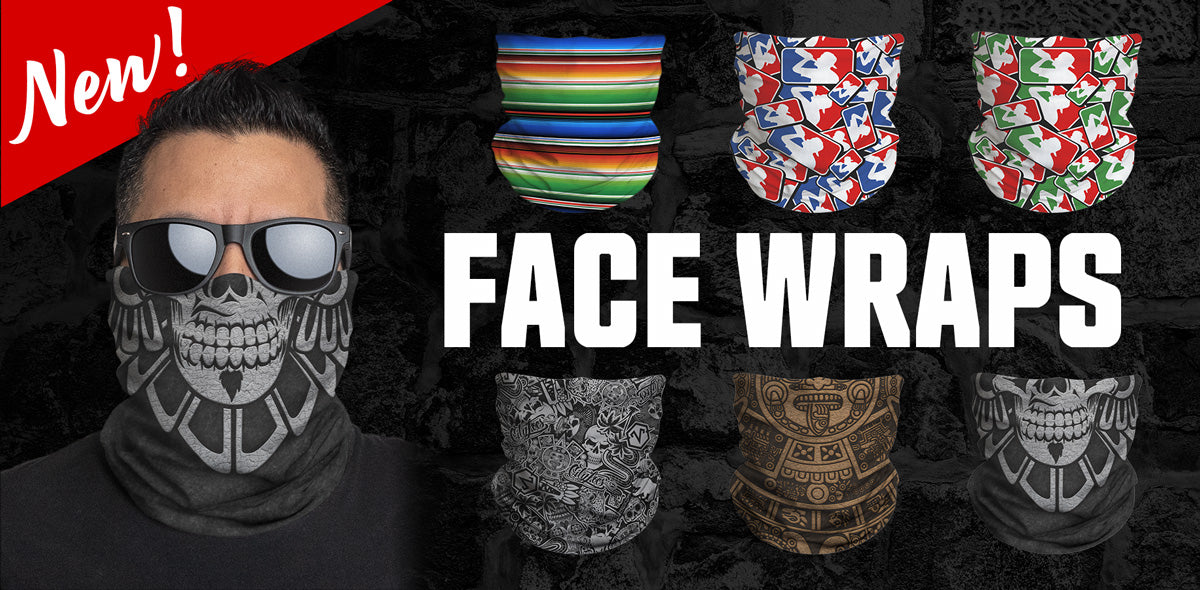 Custom Face Wraps | Face Masks