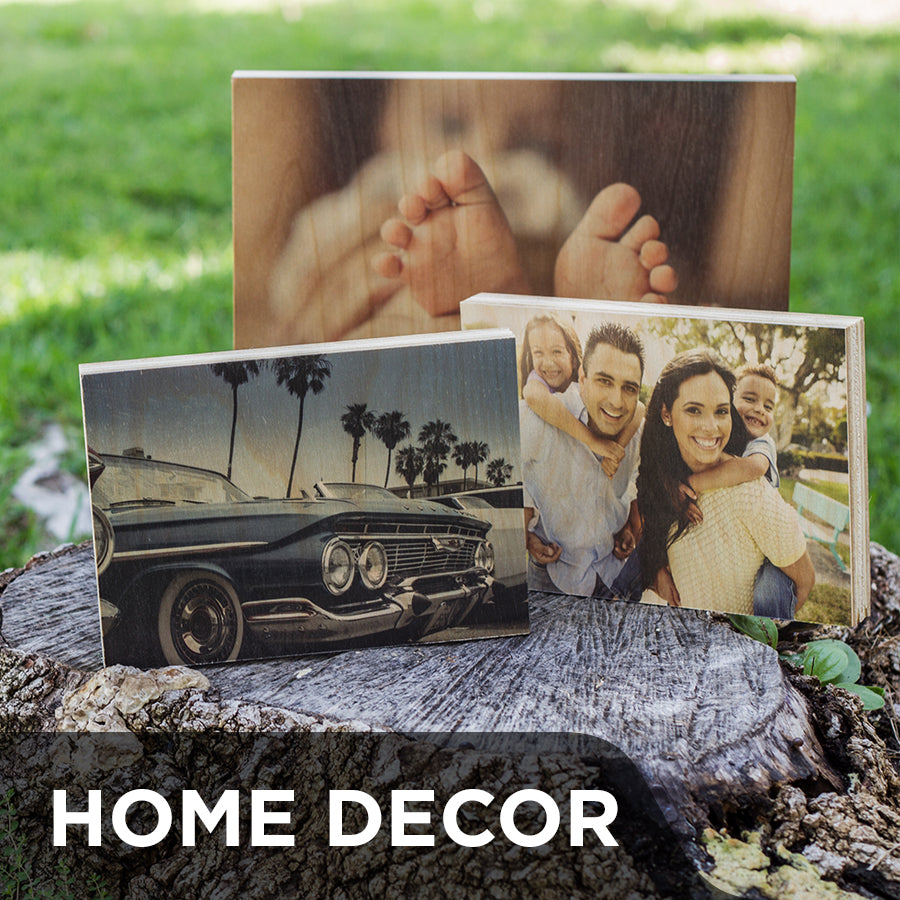 Custom Home Decor
