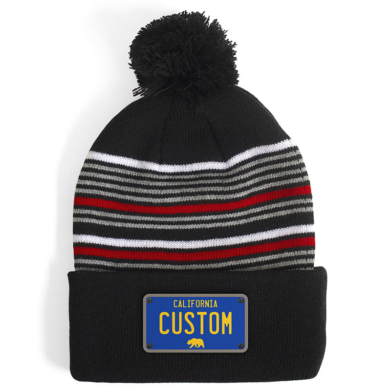 California Blue Beanie
