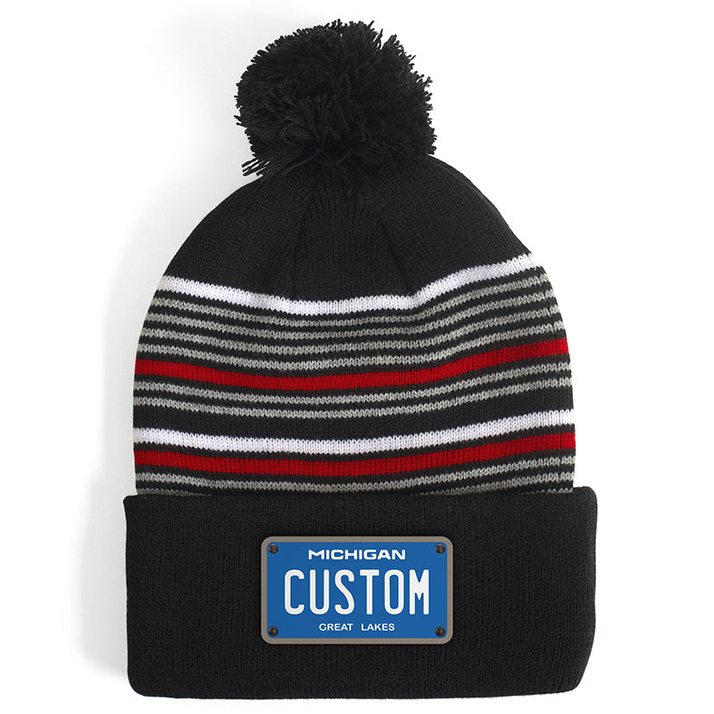 Michigan Beanie