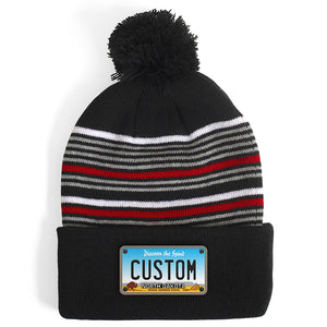 North Dakota Beanie
