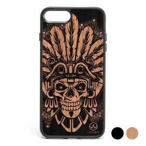 Aztec Skull Phone Case