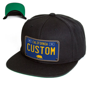 California Blue Plate Hat
