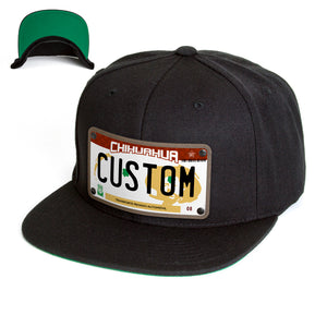 Chihuahua License Plate Hat