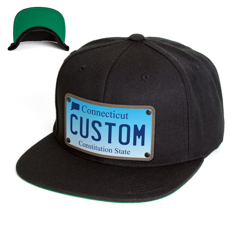 Connecticut Plate Hat