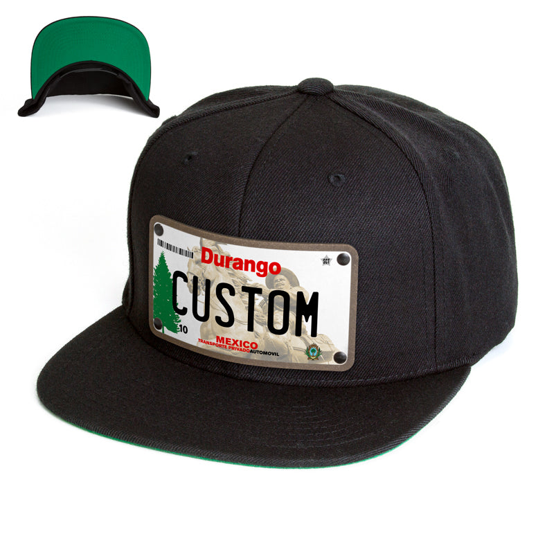 Durango License Plate Hat