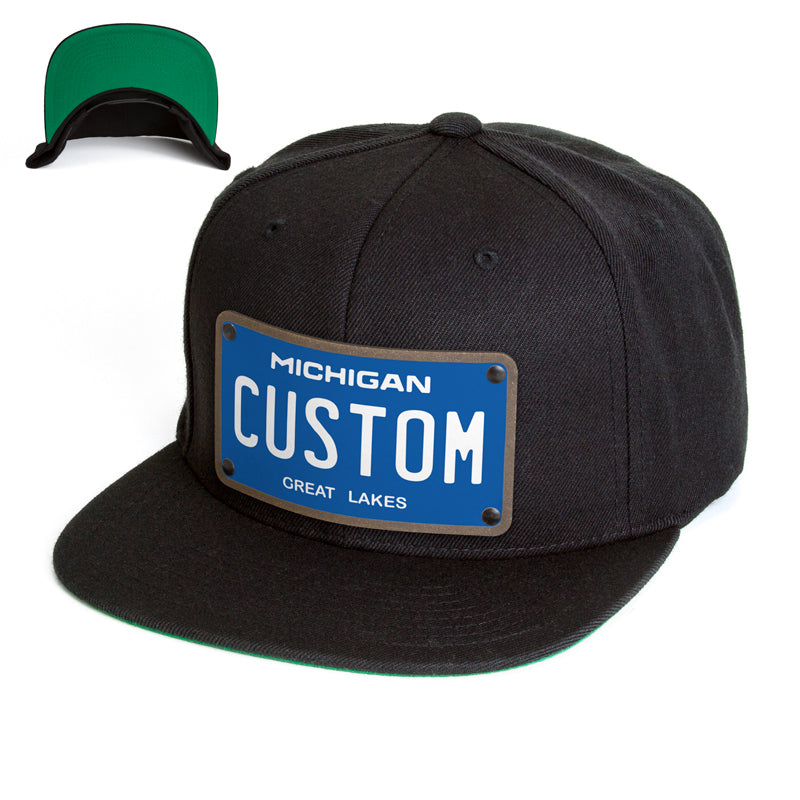 buy online ca4cc c43eb Michigan Plate Hat