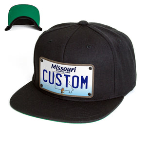 Missouri Plate Hat