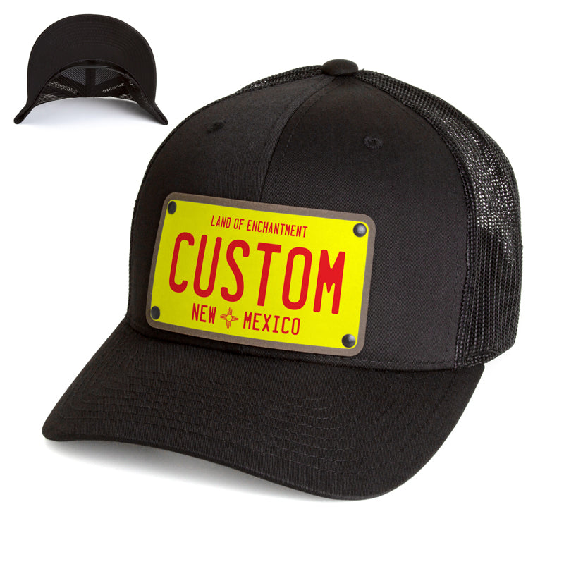 4f2b0baf2050a New Mexico Plate Hat