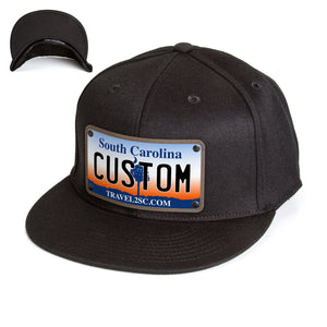 South Carolina Plate Hat