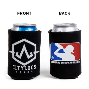 National Borracho League Koozie 6-Pack