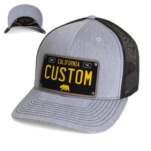California 60's Plate Hat