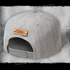 Hat - Von Hot Rod Pinstripe