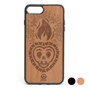 Corazon de Fuego Phone Case