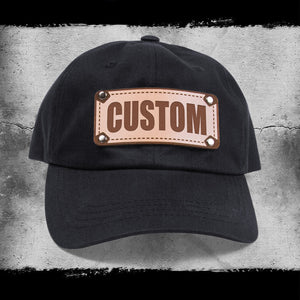 Dad Hat - Custom