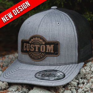 Hat - Destruck Engraved Custom