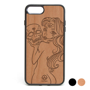 Doll N Skull Phone Case