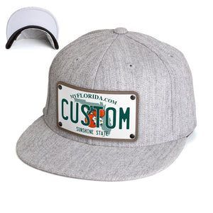 Florida Plate Hat